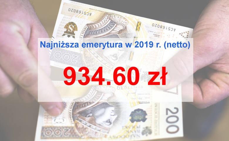 Waloryzacja emerytur 2019. Kwotowa waloryzacja emerytur od marca 2019 oznacza, że emerytura wzrośnie minimum o 70 złotych brutto. Jeżeli z procentowej