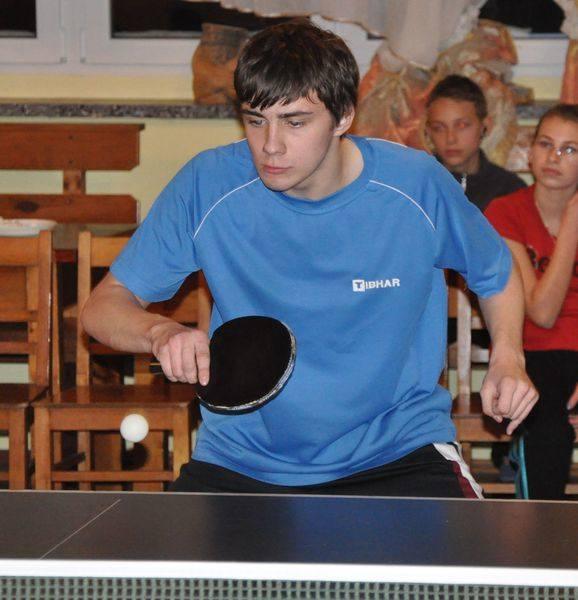 Ubiegłoroczny zwycięzca turnieju Łukasz Farys.