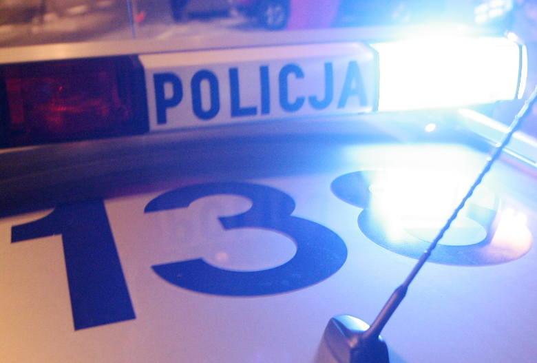 Około godziny 19 na ul. Kalinowszczyzna kierujący BMW potrącił pieszą