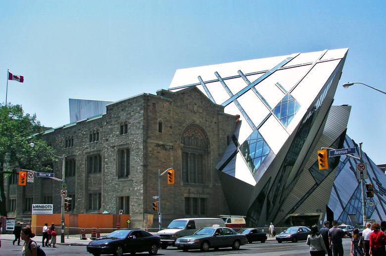 Royal Ontario Museum, Kanada