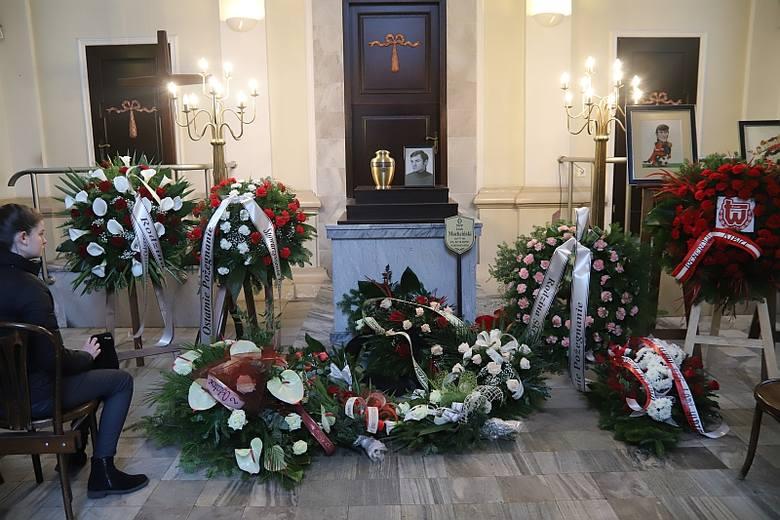 Jacek Machciński zmarł w środę