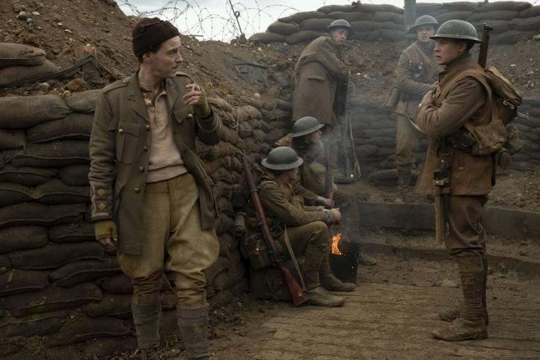 """Dramat wojenny """"1917"""" w reżyserii Sama Mendesa w polskich kinach od piątku, 24 stycznia 2020 r."""