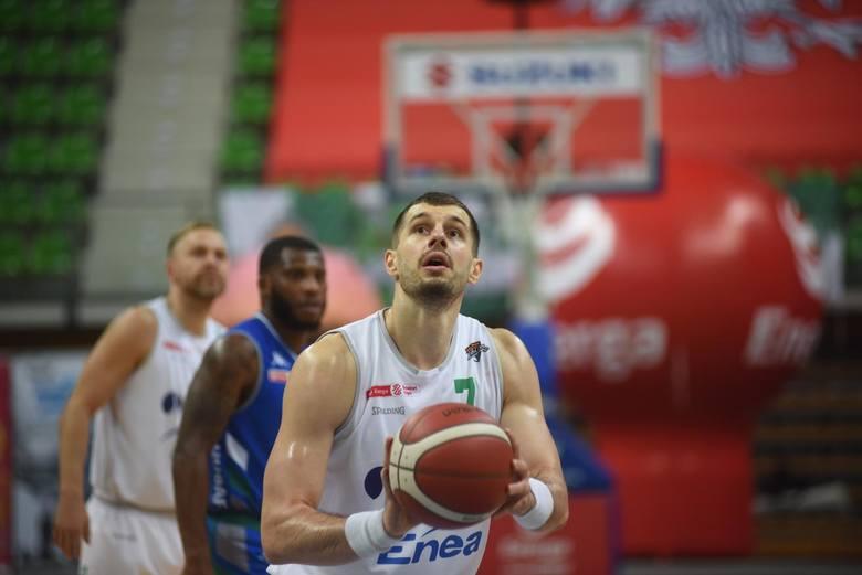 Koszykarze Zastalu Zielona Góra awansowali do półfinału play off Energa Basket Ligi.