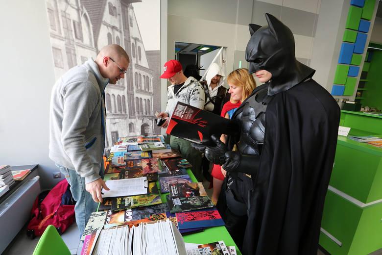 Szczecińskie Spotkania Komiksowe to spotkanie dla fanów szeroko rozumianej sztuki komiksowej.