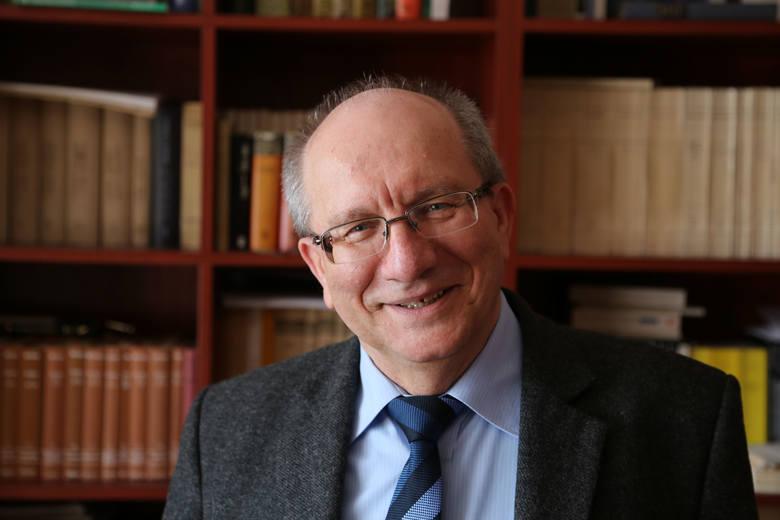 Prof. Jerzy Kopania