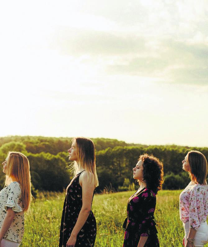 W Dworze Artusa wystąpi kwartet smyczkowy Infinito Quartet w składzie: Paulina Burczyńska, Kinga Politowska, Zuzanna Wiśniewska i Klaudia Marzec