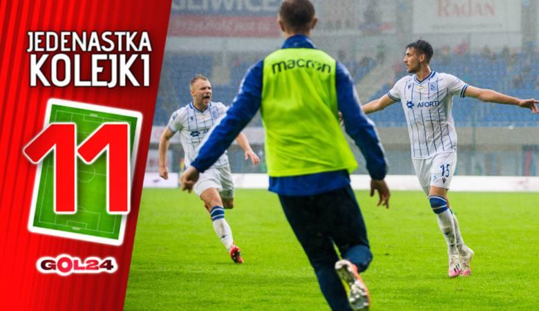 Za nami pierwsza kolejka w fazie finałowej. Dzięki niej Legia Warszawa powiększyła przewagę do 10 punktów, a Lech Poznań zwiększył szansę na wicemistrzostwo.