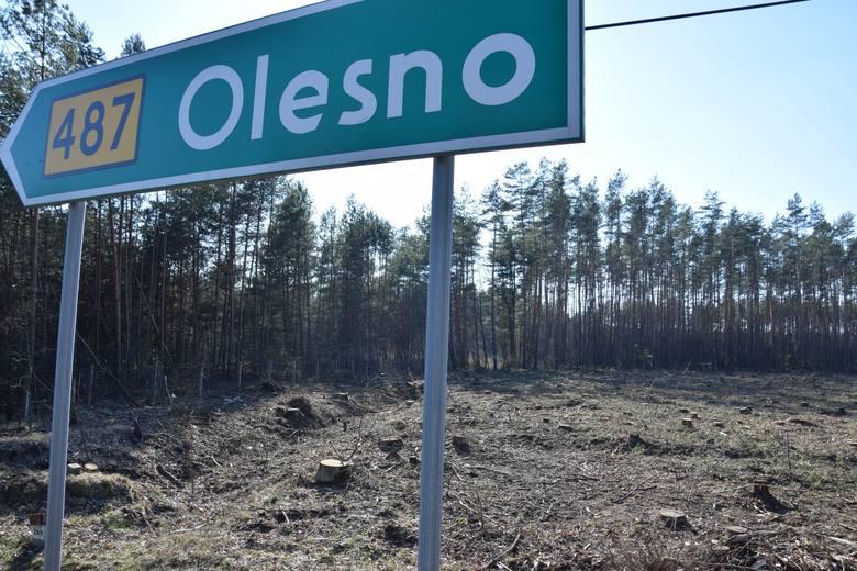 Obwodnica Olesna ma być gotowa w listopadzie 2022 roku.