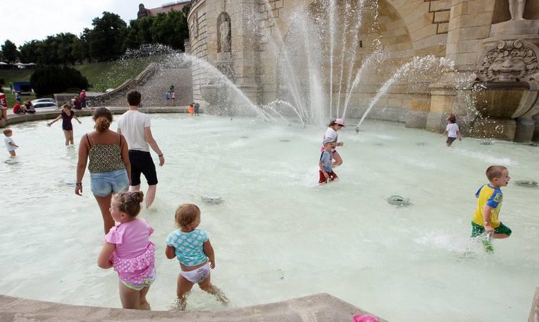 Zagrożenie wiąże się przede wszystkim z drobnoustrojami, które się tam namnażają, zwłaszcza gdy wzrasta temperatura powietrza. Woda w fontannach charakteryzuje