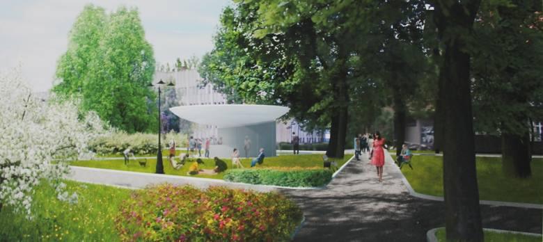 Konkurs na zagospodarowanie otoczenia al. Jana Pawła II został ogłoszony w związku z planowaną przez miasto przebudową układu komunikacyjnego. Jak wiadomo,