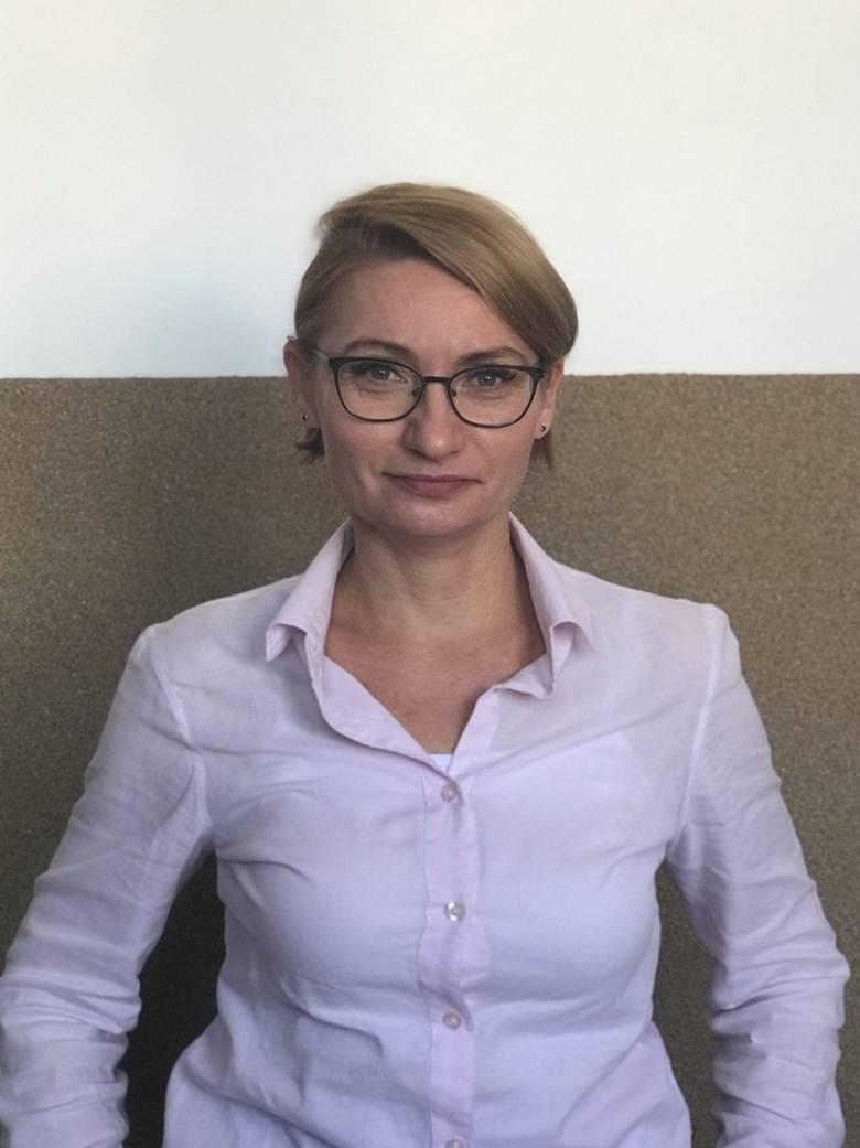 Kategoria: NAUCZYCIEL SZKÓŁ PONADPODSTAWOWYCHBlanka Barańska, I Liceum Ogólnokształcące, ChrzanówOd dziecka chciała być nauczycielką. Na swojej drodze