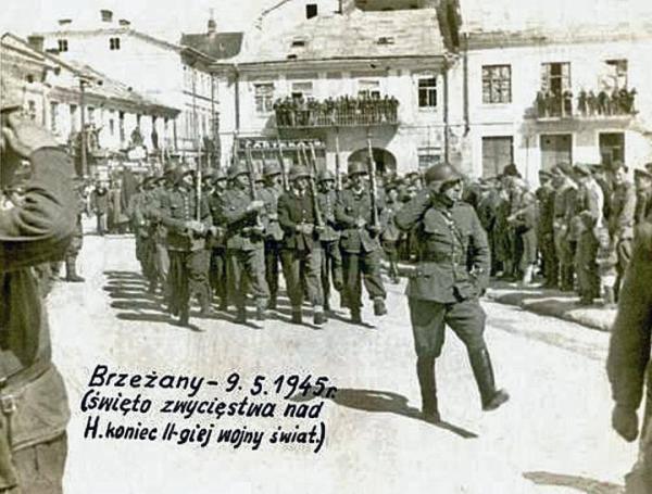 Istriebitielnyje Batalion w Brzeżanach