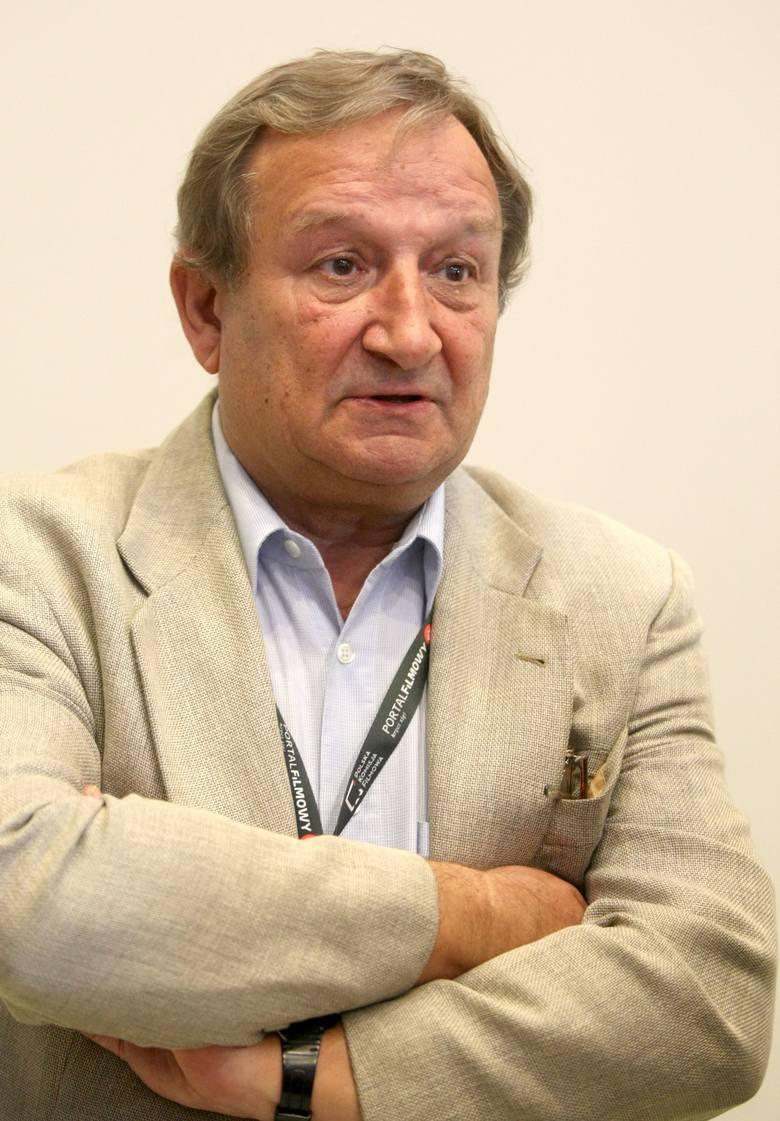 """Kazimierz Kaczor, czyli Jan Serce i Zygmunt Kotek z serialu """"Alternatywy 4"""""""