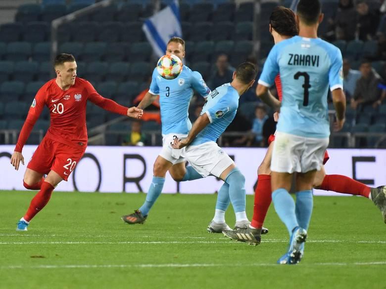 Reprezentacja Polski wygrała w Jerozolimie z Izraelem 2:1 w spotkaniu eliminacji Euro 2020. Biało-Czerwoni zapewnili sobie pierwsze miejsce w grupie