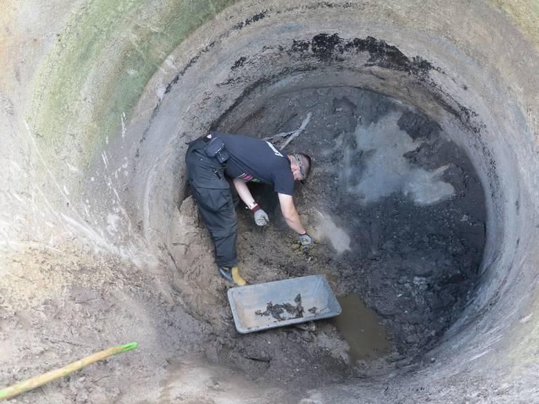 ekshumacja w Staropolu