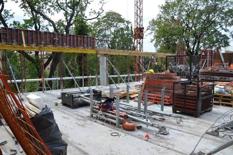 Od początku 2019 roku trwają intensywne prace przy rozbudowie i modernizacji siedziby zielonogórskiego Muzeum Ziemi Lubuskiej. Placówka zyska dodatkowe