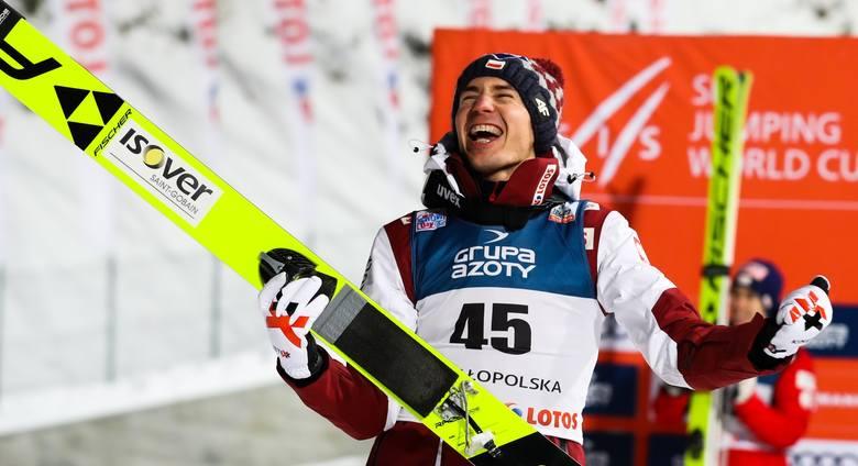 Jeden z najlepszych na świecie skoczków narciarskich ostatniej dekady mieszka w miejscowości Ząb na Podhalu (gmina Poronin, powiat tatrzański). Reprezentował