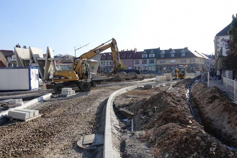 Przebudowa drogi krajowej nr 28 w Limanowej, to inwestycja GDDKiA realizowana w 2019 roku