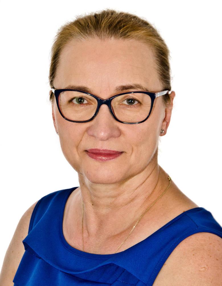 Elżbieta Młoczkowska z ZOZ Łowicz - liderka w kategorii Pediatra Roku w powiecie łowickim