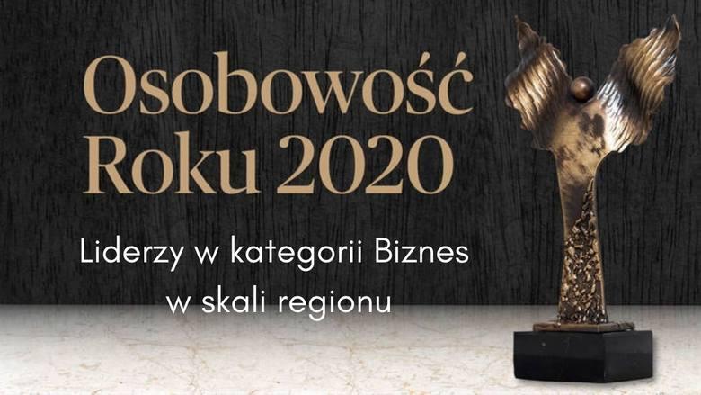 Trwa pierwszy etap plebiscytu OSOBOWOŚĆ ROKU 2020. Głosami mieszkańców, osobno w Radomiu i powiatach zostaną przyznane prestiżowe tytuły w kategorii