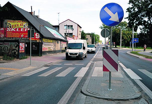 Ulica Piątkowska otwarta dla ruchu