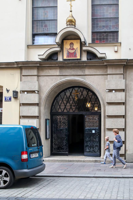 W Krakowie będzie nowa cerkiew prawosławna. Jest decyzja miejskich radnych