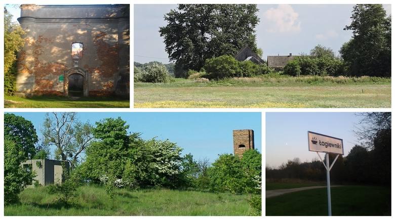 W województwie wielkopolskim znajdują się wsie, w których od lat nikt nie mieszka. W niektórych z nich stoją jeszcze opuszczone budynki świadczące o