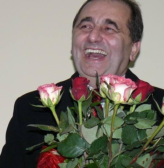 Prezydent Świnoujścia Janusz Żmurkiewicz.