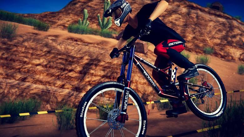 9. DescendersDescenders to gra wideo na rowerach akcji opracowana przez holenderskie studio RageSquid i wydana przez No More Robots dla systemów Microsoft