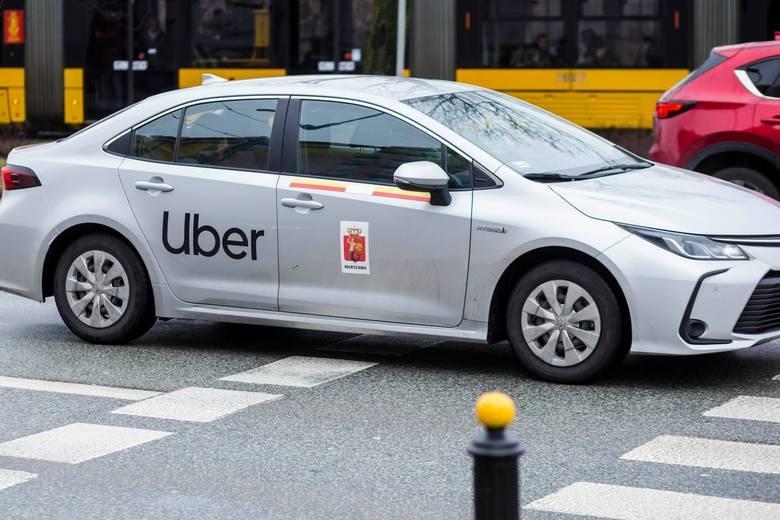 Amerykańska firma wjechała do Lublina. Od 27 sierpnia Uber jest dostępny dla mieszkańców