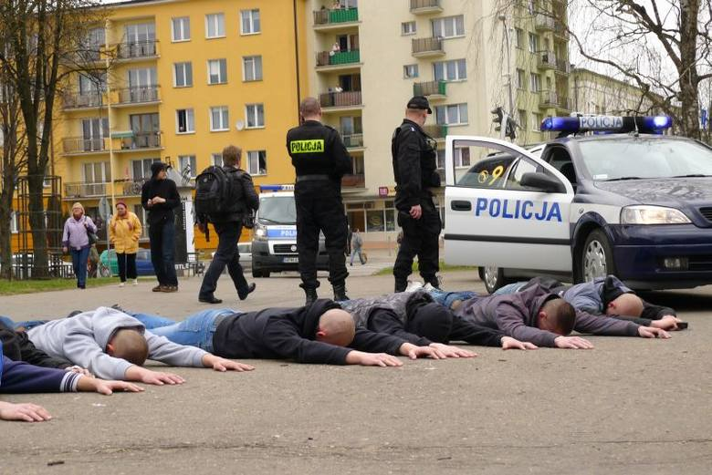 Marsz antyfaszystowski przeszedł przez miasto (zdjęcia, wideo)