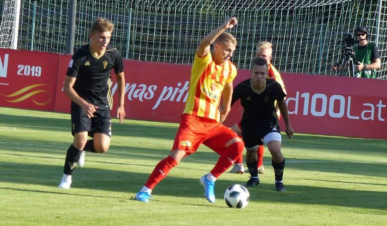 Od zwycięstwa zaczęła Korona Kielce udział w rozgrywkach Centralnej Ligi Juniorów w sezonie 2019/2020. Na własnym stadionie wygrała z Górnikiem Zabrze
