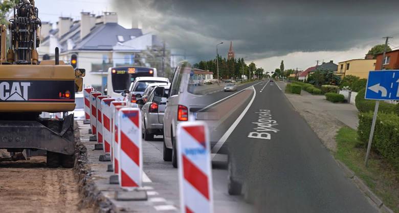 Od poniedziałku, 16 września 2019 r., rozpoczyna się remont nawierzchni drogi krajowej 25 w miejscowości Nowa Wieś Wielka. Prace będą prowadzone na długości
