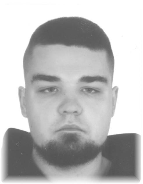 Ten młody mężczyzna ostatni raz widziany był w nocy z 22 na 23 grudnia przez grupę znajomych przy ulic Bocznej w Brodnicy. Odłączył się do niej i gdzieś