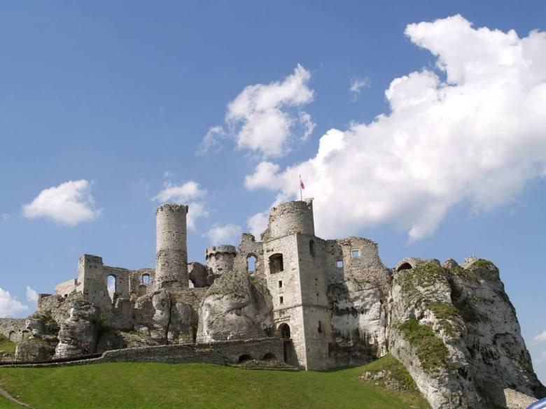Zamek Ogrodzieniec - historia w zasięgu ręki