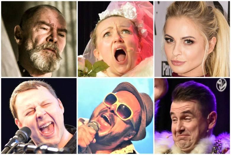 Ależ weekend! Grają: Voo Voo, Dr Misio, Bullfinch, bawią kabarety Jurki i K2, a Ewa Minge i Paula Tumala wezmą udział w akcji dla kobiet