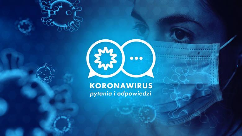 Koronawirus: pytania i odpowiedzi. 5 ekspertów i 100 pytań. W tym projekcie interaktywnym to Ty decydujesz!