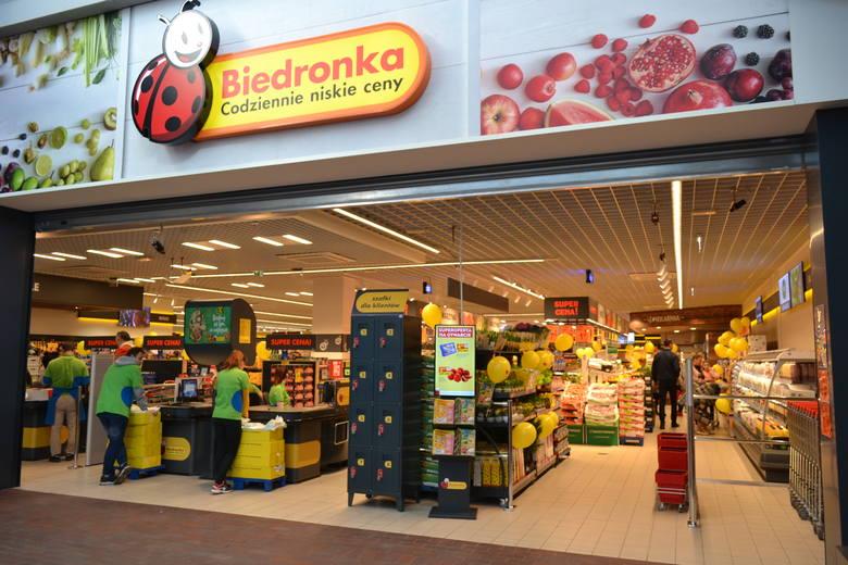 Nowa Biedronka przy ul. Katowickiej 64 w Mysłowicach jest już otwarta