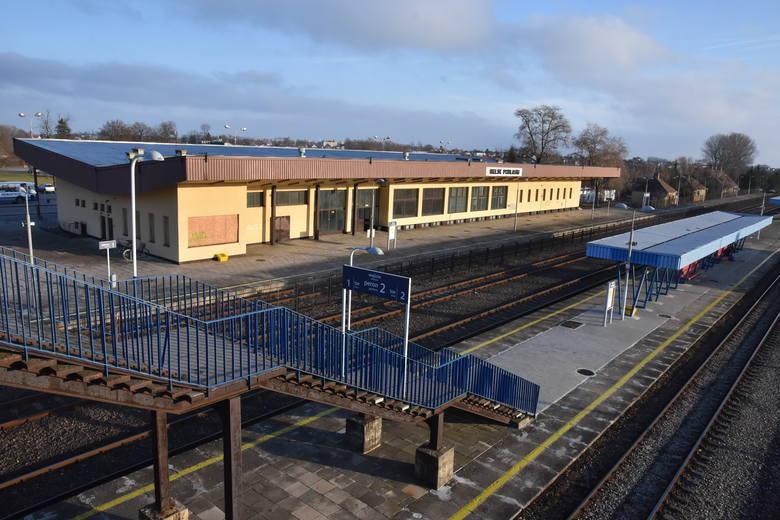 Dworzec PKP w Bielsku Podlaskim zostanie zburzony. W jego miejscu powstanie nowy obiekt.