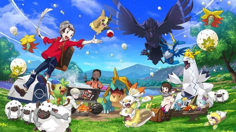 Najnowsze gry z serii Pokemon zawitały ekskluzywnie na Nintendo Switch. Poza odmienioną piękną grafiką próżno jednak doszukiwać się większych zmian w