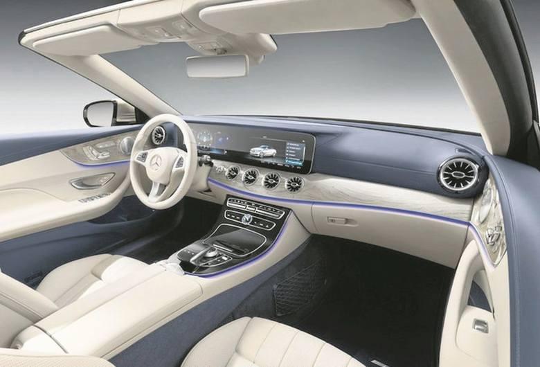 Piąte wcielenie Mercedesa klasa E