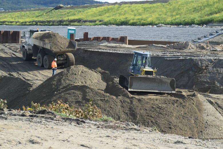Zbiornik przeciwpowodziowy Racibórz Dolny jest już prawie gotowy