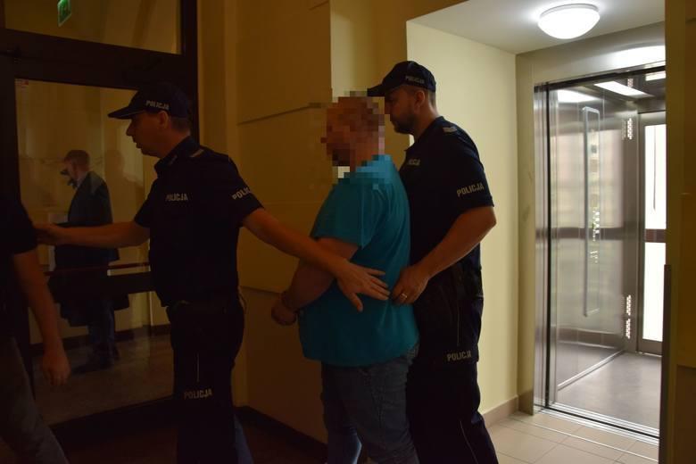 Przemysławowi G. z gminy Łasin za zgwałcenie 15-letniego chłopca grozi od 2 do 12 lat więzienia