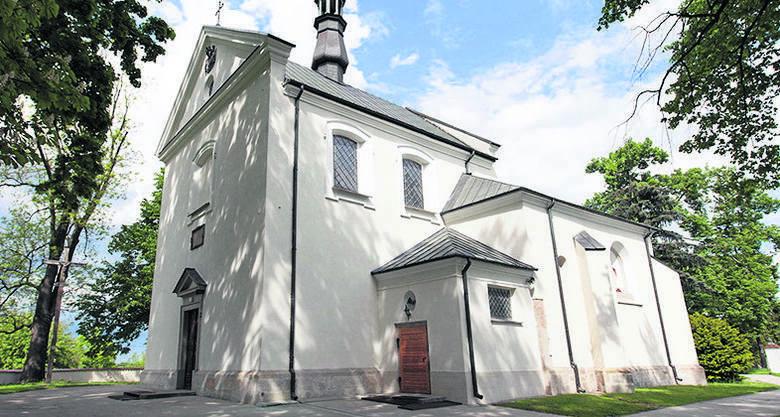 W kościele pod wezwaniem świętej Katarzyny w Wieniawie na mszy 20 czerwca była zarażona osoba.
