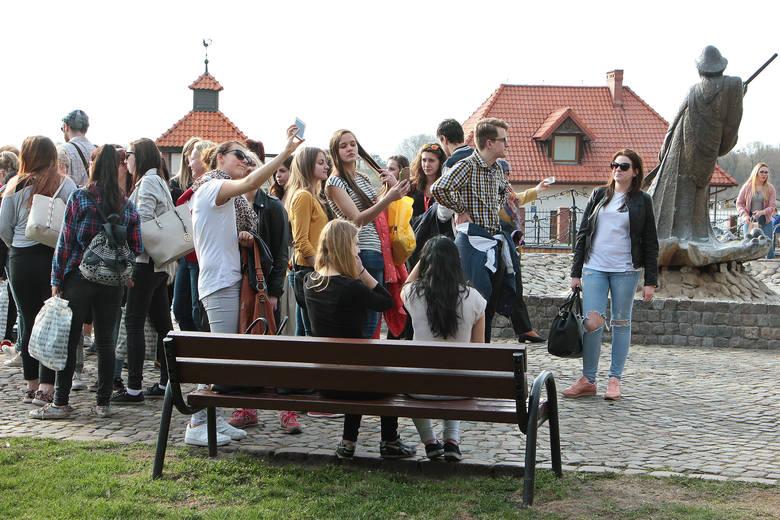 Włochy, Rumunia, Austria -  z tych państw do Grudziądza przyjechało 17 uczniów oraz 10 nauczycieli. To delegacje czterech szkół, z którymi w ramach programu