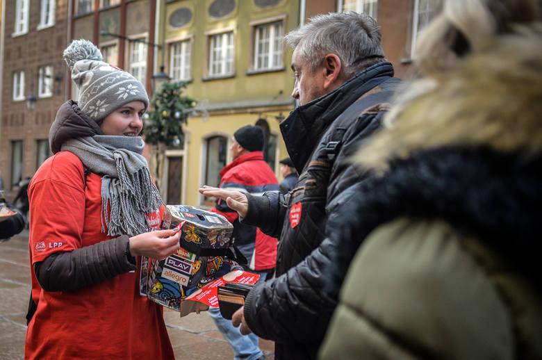 Cały Gdańsk wierzy, że dobro zwycięży!