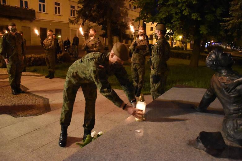 Radomscy terytorialsi uczcili pamięć o swoim patronie.