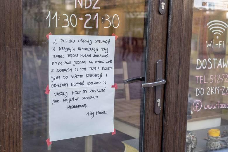 Prezydent Jaśkowiak przyznaje, że część przedsiębiorców jest w dramatycznej sytuacji. Dotyczy to m.in. właścicieli restauracji i innych lokali gastr