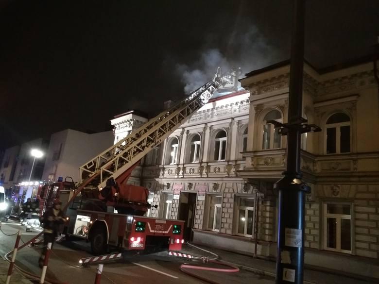 Z powodu złego użycia środków pirotechnicznych podlascy strażacy wyjeżdżali w noc sylwestrową kilkanaście razy.