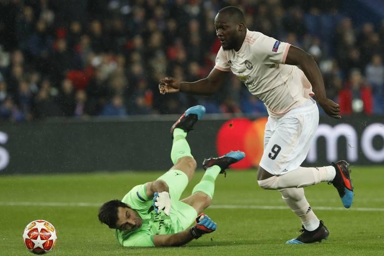 Romelu Lukaku w pierwszej połowie dwa razy pokonał Gianluigiego Buffona.